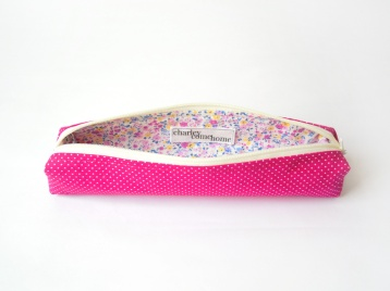 One of the small pencil cases available.